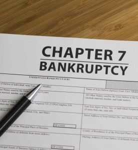 chapter 7 bankruptcy Victorville CA
